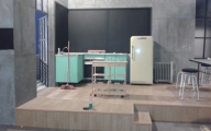 Escenografía Serie Artys - Escuela TAI